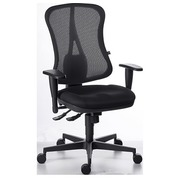 Andrio Office Chair with Adjustable 3D Armrests Black