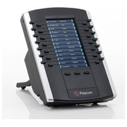Polycom digital extension module for VVX