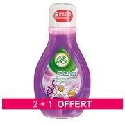 Promo Pack 2 Flaschen Lufterfrischer AirWick Lavender + 1 gratis