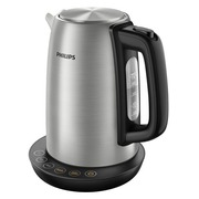 Philips Avance Collection HD9359 - kettle - metal/black brushed metal