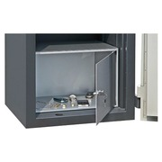Compartment with key for fireproof safe Duoguard 443 liter