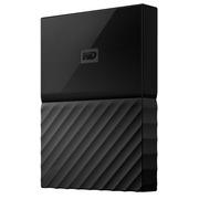 WD My Passport WDBYNN0010BBK - hard drive - 1 TB - USB 3.0