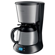 Philips Daily Collection HD7479 - cafetière - noir