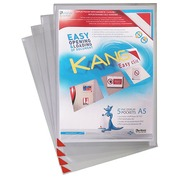 Self-adhesive display pockets A5 Kang Tarifold - pack of 5