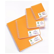Canson bloc de croquis Notes, ft A5, orange