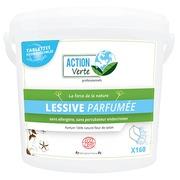 Lessive tablettes Action Verte - 160 doses