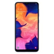 Samsung Galaxy A10 - blue - 4G - 32 GB - GSM - smartphone