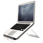 Support ordinateur portable Fellowes I-Spire QuickLift blanc
