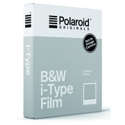 Film Polaroid Originals photo instantannée I-Type noir/blanc