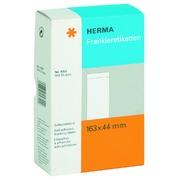 Etiquette affranchissement Herma 4322 163x44mm 500 pcs