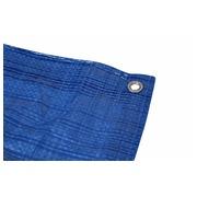 Bâche pour intérieur 2x3m bleu clair