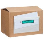 Pochette adhésive porte-document