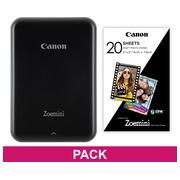 Imprimante Canon Zoemini + 20 feuilles