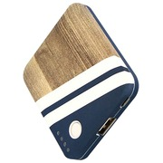 Batterie rechargeable slim 3000mAh Wood