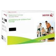 Toner Xerox noir alternative pour toner HP 12A (Q2612A)