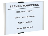 Muurplakkaat 15,5 x 21,5 cm Info Sign Durable