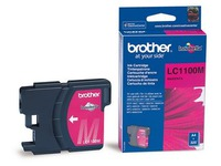 Tintenpatrone Brother LC1100 M magenta