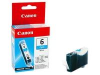 Cartouche Canon BCI-6 couleurs séparées