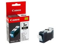 Cartridge zwart Canon BCI3EBK