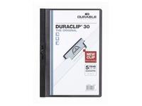 Chemise de présentation à clip Durable Duraclip 21,7 x 31 cm couleur