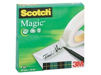 Adhesive tape Scotch Magic invisible length 66 m