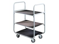Multifunctional cart 3 trays