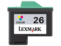 Cartridge Lexmark 26 kleur