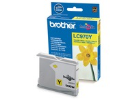 Cartridge Brother LC970 geel