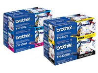 Brother TN-130 Pack toner pour imprimante laser