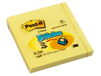Z-Notes jaunes Post-it 76 x 76 mm - bloc de 100 feuilles