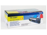 Toner Brother TN328 geel