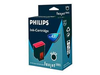 Cartridge zwart Philips PFA 431