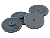 Spare washers for perforator Rapesco 2200/4400/2160 - Set of 4