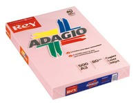 Adagio, ream of 500 sheets, A3, 80 g, pastel colours