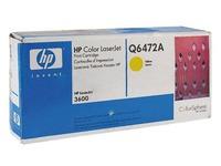 Toner HP 502A couleurs séparées