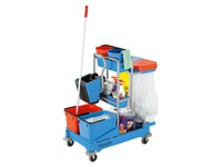 Housekeeping and cleaning cart Numatic Servoclean