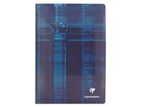 Notebook Clairefontaine 192 pg 21 x 29,7 cm checked 5 x 5 assorted colors