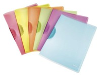 Assortment files colorclip rainbow