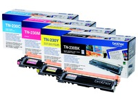 Brother TN230 Pack toner pour imprimante laser
