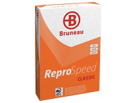 Paper A4 white 80 g Bruneau Reprospeed - Ream of 500 sheets