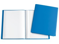 Show albums eco 80 sleeves in blue