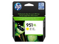 Cartridge HP 951XL geel