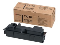 Toner Kyocera TK18 zwart