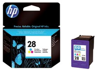 Cartridge HP 28 kleur
