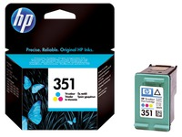 Cartridge HP 351 kleur