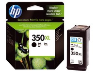 Cartridge HP 350XL zwart