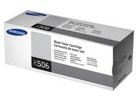 Toner Samsung CLT-K506L zwart voor laserprinter