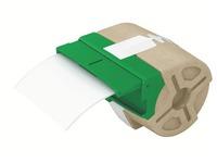 Etiquette multi-usages papier 88 mm x 22 m Leitz Icon 70030001 blanche - Rouleau continu