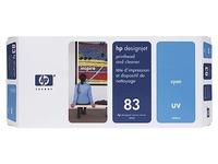 C4961A HP DNJ 5000 PRINTHEAD+CLEAN CYAN