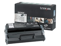12A7400 LEXMARK E321 CARTRIDGE BLACK ST